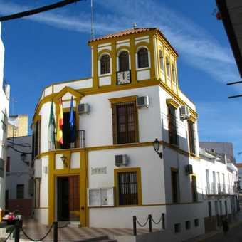 Algamitas Town Hall