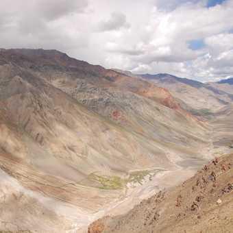 Phirtse La (5530m), the highest spot I have ever been