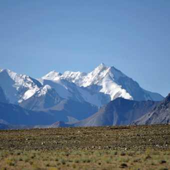 Mountains of Tibet