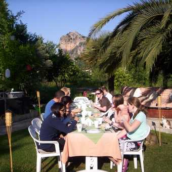 Breakfast in Dalyan