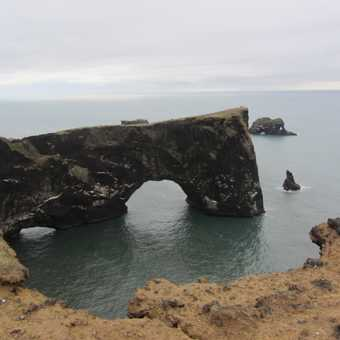 Dryholaey - Southern most tip of Iceland