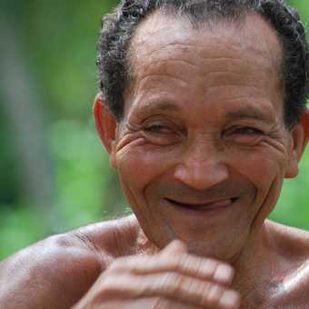 Eco village resident