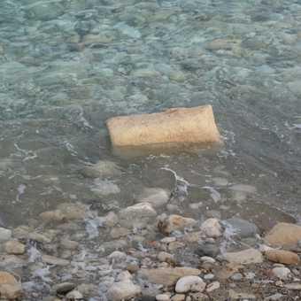 Pillas on the beach