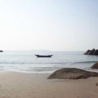 Honeymoon Beach, Palolem