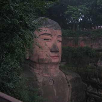 Chengdu Area Rock Buddha