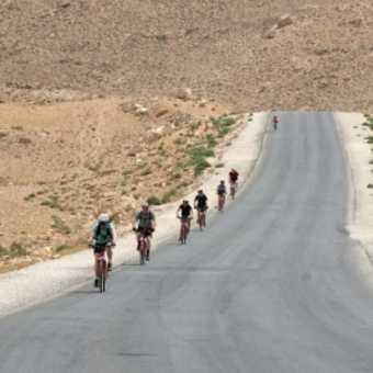 The open road, Jordan