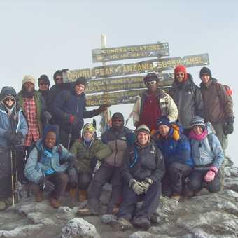 Uhuru Peak!!