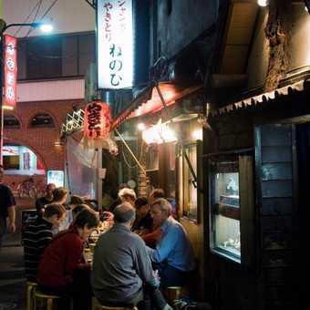 Back Street Restaurant Tokyo