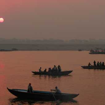 Activity on Ganges