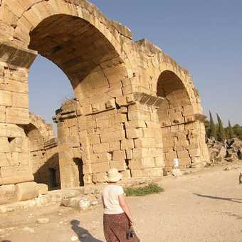 Bath at Hierapolis near Pammukale