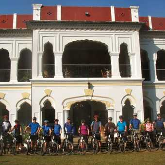 Group start day cycling