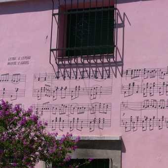 House nr Carlos Gardel museum
