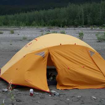 Wherever you lay your tent is your home