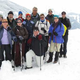 Trins Group photo - February 2009