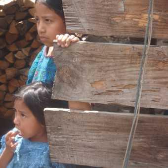 Curious girls @Guatemala