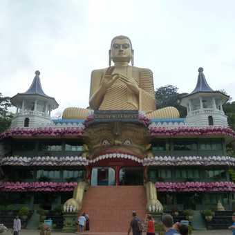 Golden Temple - Dambulla