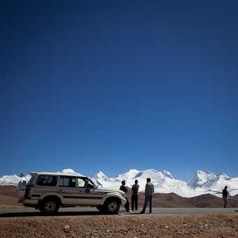 The beautiful Kumbum Stupa, the finest in Tibet