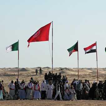 Dougga, International Festival of the Sahara