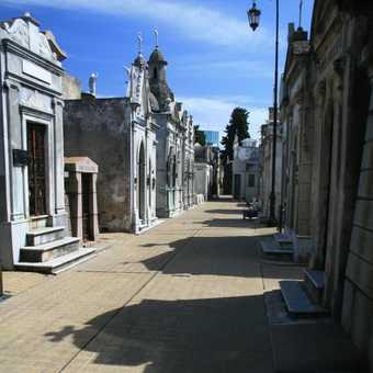Recoleta, Buenos Airea