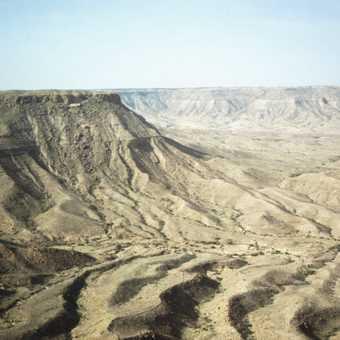 The Jebel Nafusa