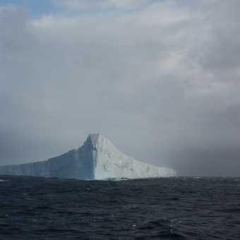 Massive Iceberg near South Georgia