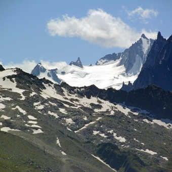 Neil Pittaway mountain peaks near