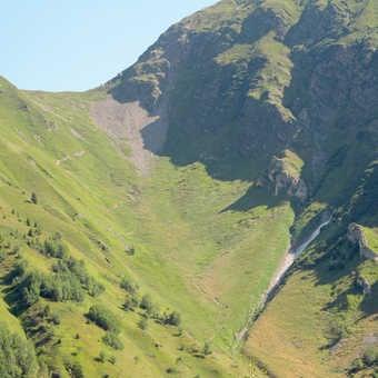 Neil Pittaway the Col de Tricot