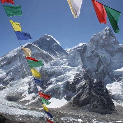 Views of Everest from Kala Patthar
