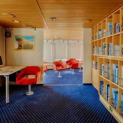 Library, Ocean Nova