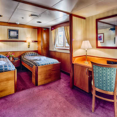 Cabin 402 Suite, Ocean Adventurer