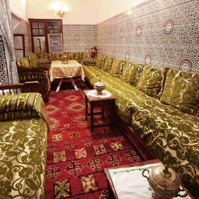 Guest House, Moulay Idriss