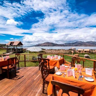 Hotel Sonesta ****, Puno, Lake Titicaca, Peru