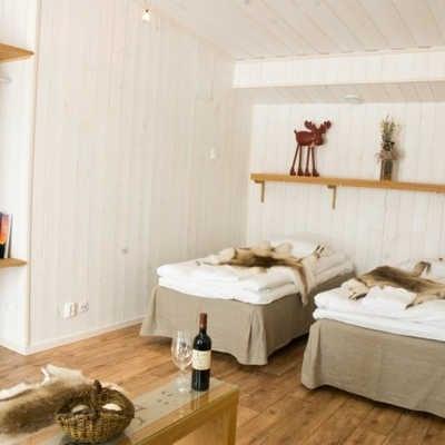 Cosy Lappis Lodge