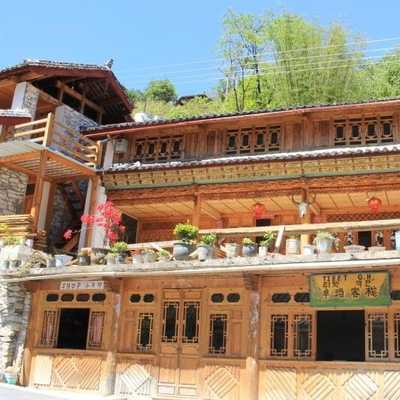 Hotel in Tiger Leaping Gorge