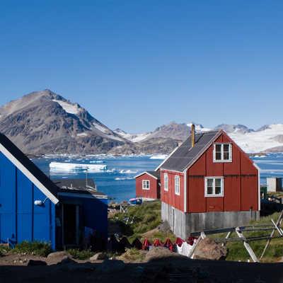 Greenlandic houses