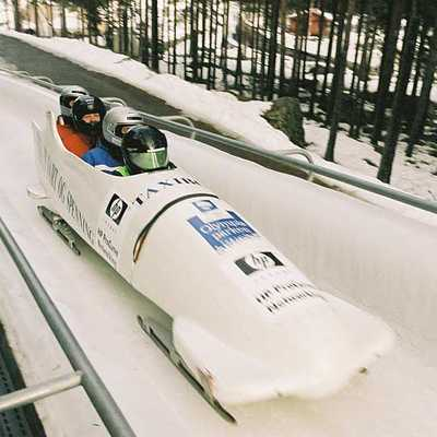 Olympic taxi-bob, Lillehammer