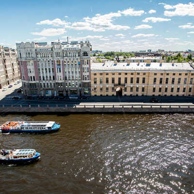 Beautiful St Petersburg