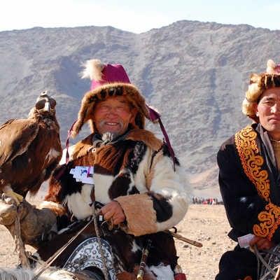 Eagle Festival, Altai Mountains