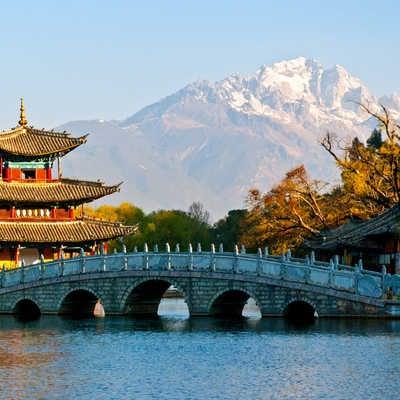 Lijiang Old Town, Yunnan Province