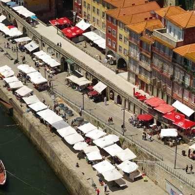 Views from the bridge, Porto
