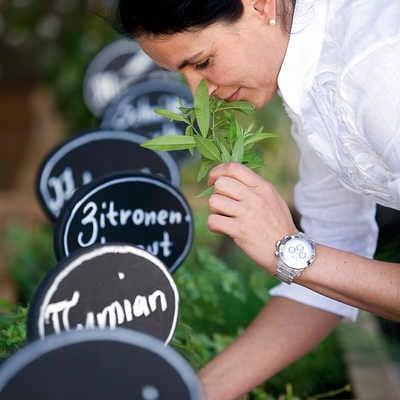 Chef Helene Markart