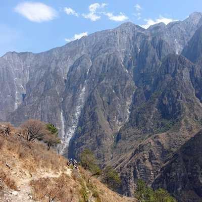 Tiger Leaping Gorge Walk, Yunnan, China
