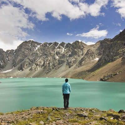 Trekking in the Tian Shan, Kyrgyzstan
