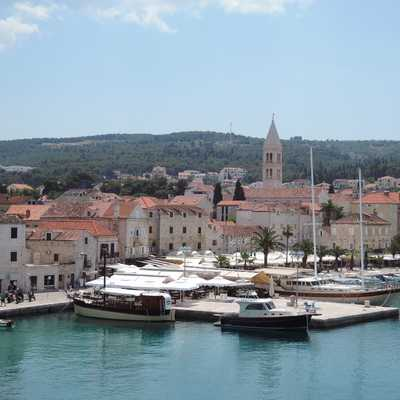W07CR - harbour, Croatia