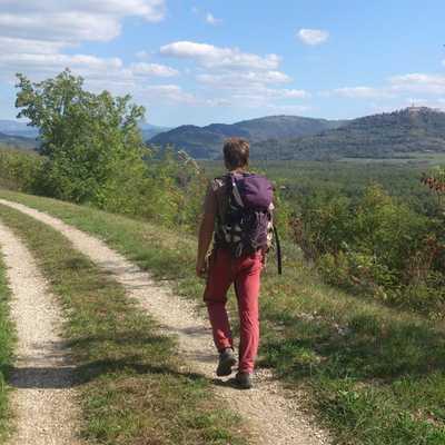 W07IS - Parenzana track, Croatia