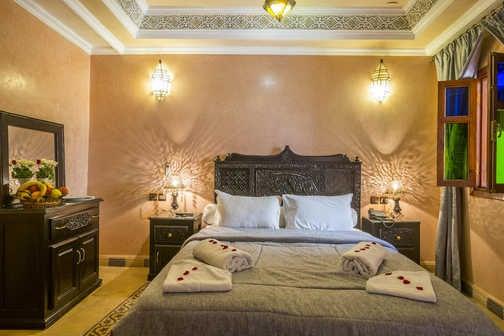 Riad Hamdane, Marrakech