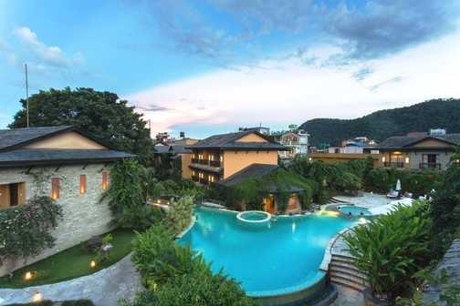 Temple Tree Resort & Spa, Pokhara, Nepal