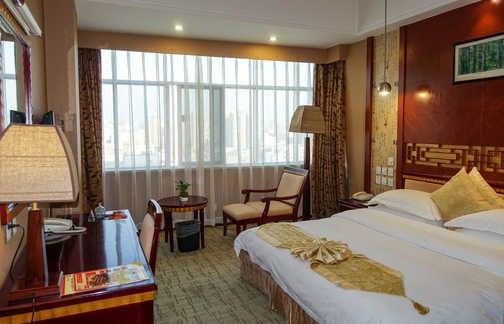 Golden Spring Hotel, Kunming, Yunnan, China