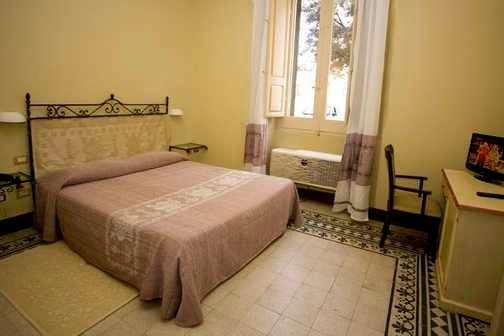 Standard room in the Asfodeli Hotel