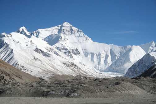 Qomolungma (Everest) by Pony Trap